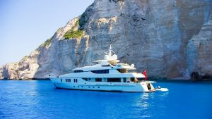 Luxury yacht charter in Croatia, chartered paradise