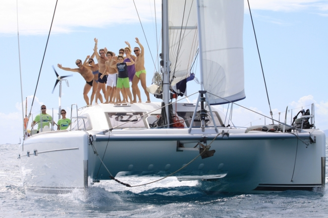 Catamaran Vacations
