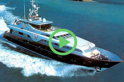 Motor Yacht Shalimar video